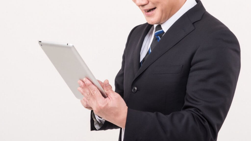 iPadにできない仕事とは