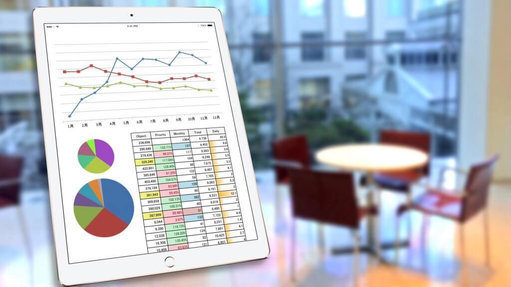 起業へ向けてiPadで市場調査する方法