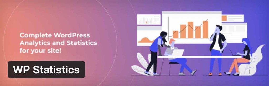 アクセス解析プラグインWP Statisticsの設定