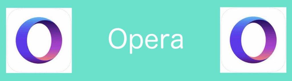 Operaの検索エンジン変更