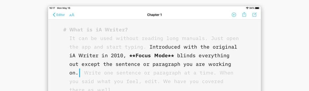 アクセス数を増やすために執筆の生産性をアップしてくれるツール「各種エディターアプリ」
