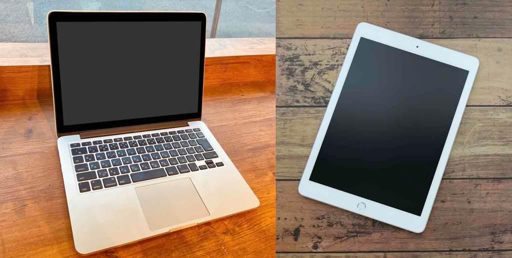 iPadとパソコンの違い比較どっちが良いか?